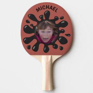 Raquete Para Ping Pong Foto conhecida feita sob encomenda da viscosidade