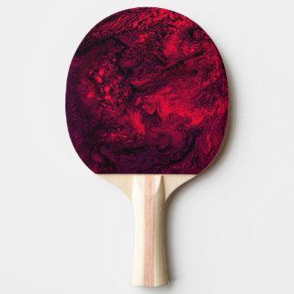 Raquete Para Ping Pong Gelo vermelho