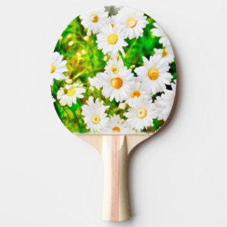 Raquete Para Ping Pong Margaridas