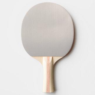 Raquete Para Ping-pong Metálico prateado