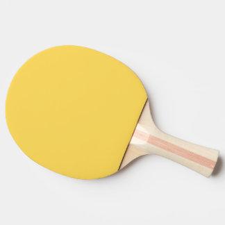 Raquete Para Ping-pong mostarda da cor