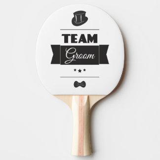 Raquete Para Ping Pong Noivo da equipe