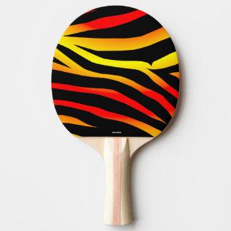 Raquete Para Ping Pong Pá animal de Pong do sibilo do impressão das