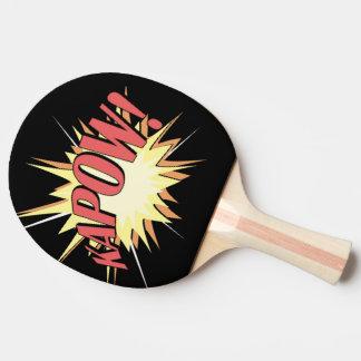 Raquete Para Ping-pong Pá de Kapow