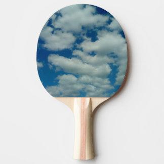 Raquete Para Ping Pong Pá de Pong do sibilo da nuvem