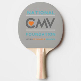 Raquete Para Ping-pong Pá de Pong do sibilo do nacional CMV