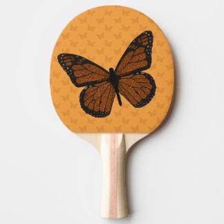 Raquete Para Ping Pong Pá Doodled de Pong do sibilo do monarca