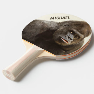 Raquete Para Ping-pong Pá feita sob encomenda do pong do sibilo do