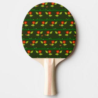 Raquete Para Ping Pong Plantas e flores