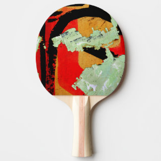 Raquete Para Ping-pong Poster da casca