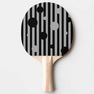 Raquete Para Ping Pong Prata contínua