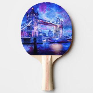 Raquete Para Ping Pong Sonhos da Londres do amante