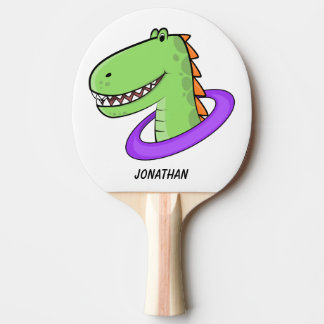 Raquete Para Ping-pong T-Rex