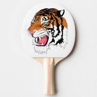 Raquete Para Ping Pong Tigre rujir