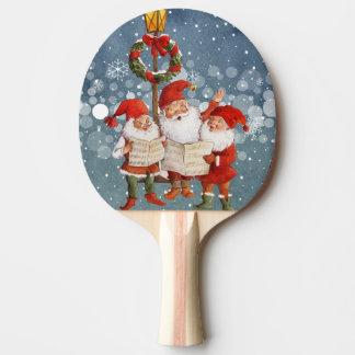 Raquete Para Ping Pong Trio de duendes do canto