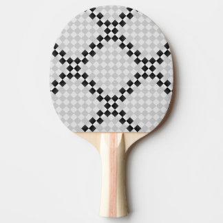 Raquete Para Tênis De Mesa Almofada da xadrez por Kenneth Yoncich