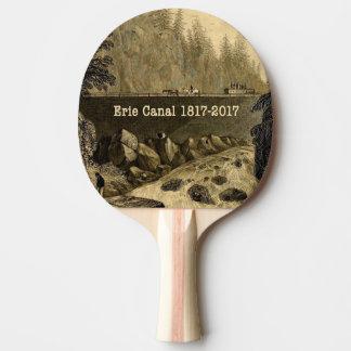 Raquete Para Tênis De Mesa Anos bicentenários históricos do canal de Erie
