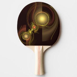 Raquete Para Tênis De Mesa Arte abstracta íntimo da conexão