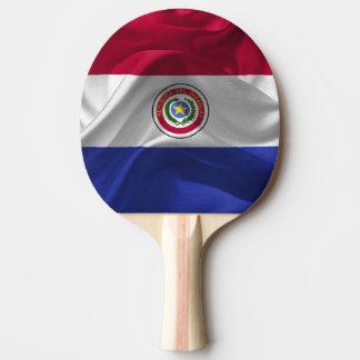 Raquete Para Tênis De Mesa Bandeira paraguaia