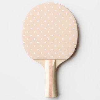 Raquete Para Tênis De Mesa Bolinhas claras do Bisque