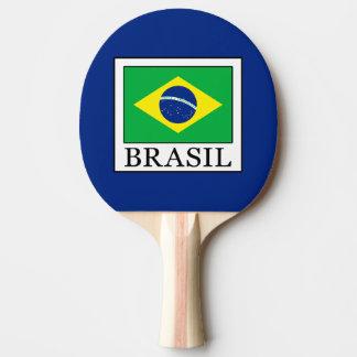 Raquete Para Tênis De Mesa Brasil