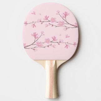 Raquete Para Tênis De Mesa Flor de cerejeira - fundo transparente