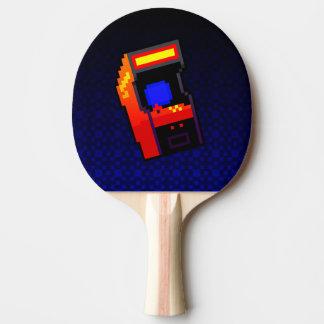 Raquete Para Tênis De Mesa Jogo sobre! pá azul de Pong do sibilo da arcada