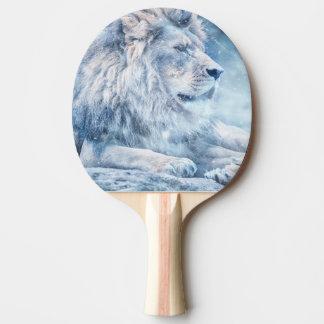 Raquete Para Tênis De Mesa leão
