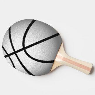 Raquete Para Tênis De Mesa Pá colorida prata de Pong do sibilo do basquetebol