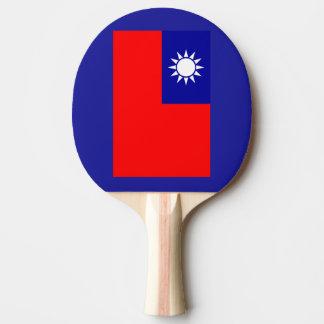Raquete Para Tênis De Mesa Pá da equipe de Formosa do ténis de mesa