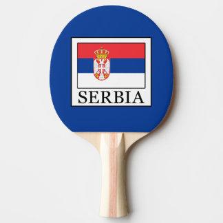 Raquete Para Tênis De Mesa Serbia
