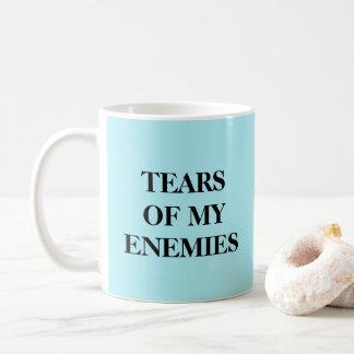 Rasgos de minha caneca dos inimigos
