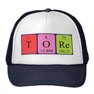 Rasgou o chapéu do nome da mesa periódica bones