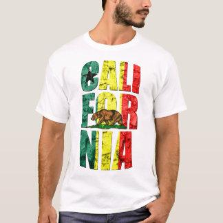Rasta Califórnia Camiseta