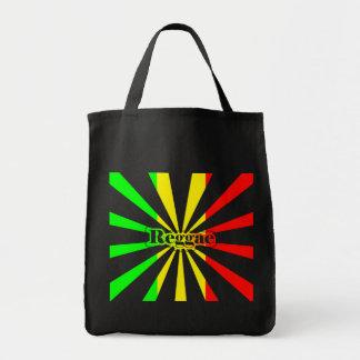 Rasta da reggae de Cori Reith Rasta Bolsas Para Compras