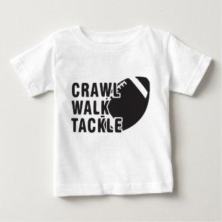 Rastejamento. Caminhada. Equipamento Camiseta Para Bebê
