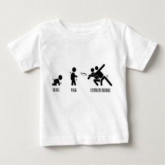 Rastejamento. Caminhada. Frisbee final Tshirt