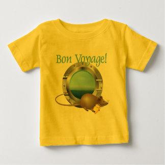 Rato da navigação em férias t-shirt
