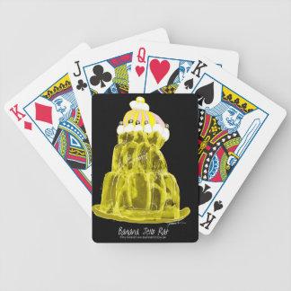 rato do jello da banana dos fernandes tony baralhos de poker