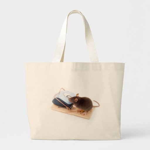 Rato inteligente bolsas de lona