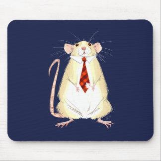 Rato Mousepad de Internashunal Bizness Marty