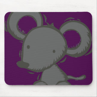 Rato roxo Mousemat Mouse Pad