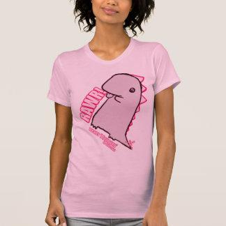 """""""RAWR! meios """"eu te amo"""" no dinossauro """" Camisetas"""