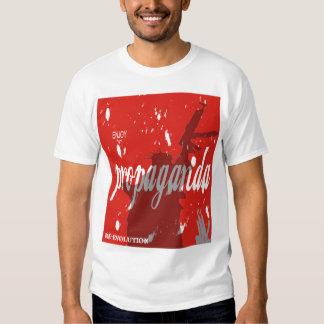RE-EVOLUTION apreciam a propaganda T-shirt