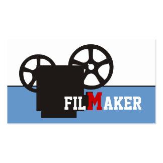 Realizador/diretor/cartões de visitas da cineasta