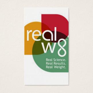 RealW8 cartão de visita simples 2
