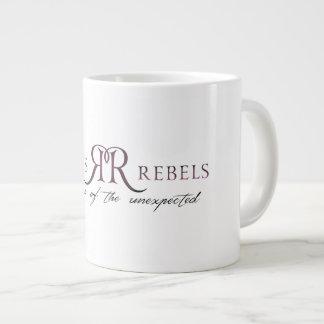 Rebelde - caneca do investigador
