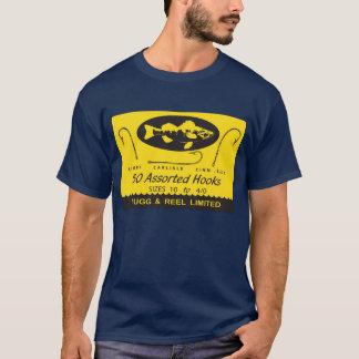Reboque e carretel camiseta