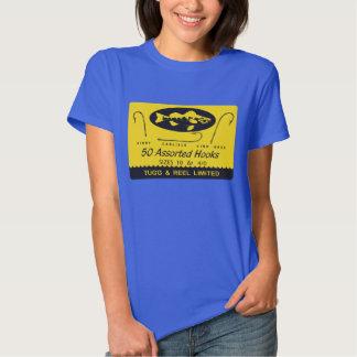 Reboque e carretel t-shirt