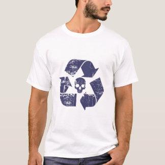 Recicl ou morra! camiseta